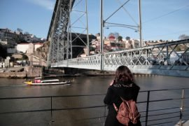 Yay, Porto! #3 – Pôr-do-sol na Ribeira