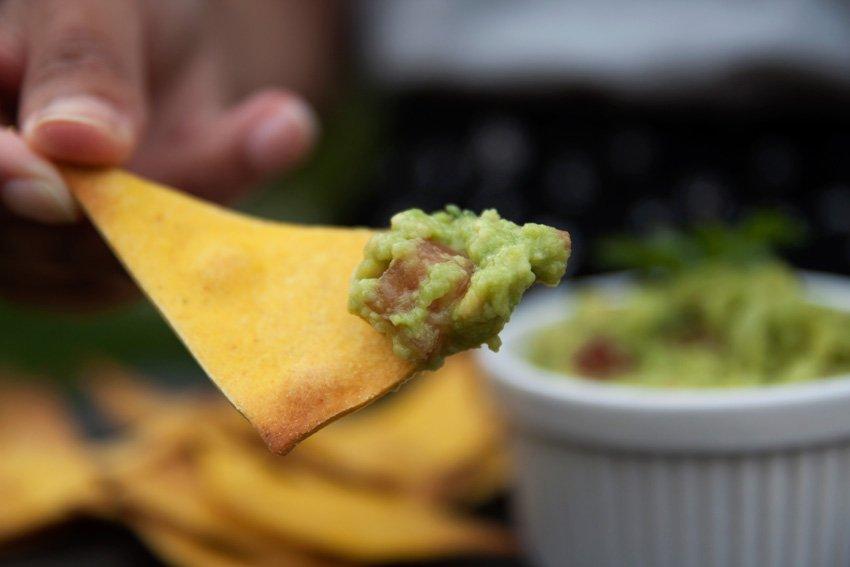 Na Cozinha – Guacamole