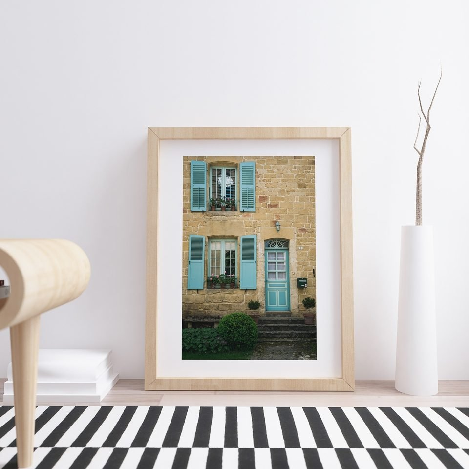 Quincy Landzécoury - França - Foto impressa | Meio Cheio